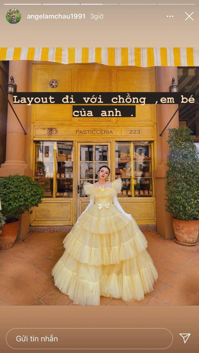Gái đẹp Việt lấy đại gia Thái Lan tự bóc outfit lúc đi với mẹ chồng và khi là 'em bé' của anh - ảnh 3
