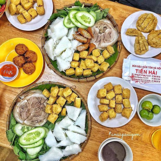 Hơn 2,5 ngàn người tranh cãi tìm ra quán bún đậu ngon nhất Sài Gòn, và đây là những cái tên lọt vào top 10 - Ảnh 4.