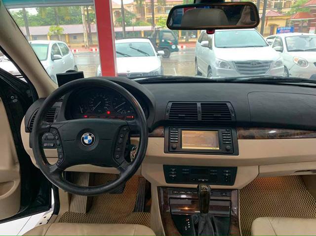 BMW X5 bán lại ngang giá Honda SH 2020, ODO khủng là chi tiết đáng chú ý - Ảnh 3.