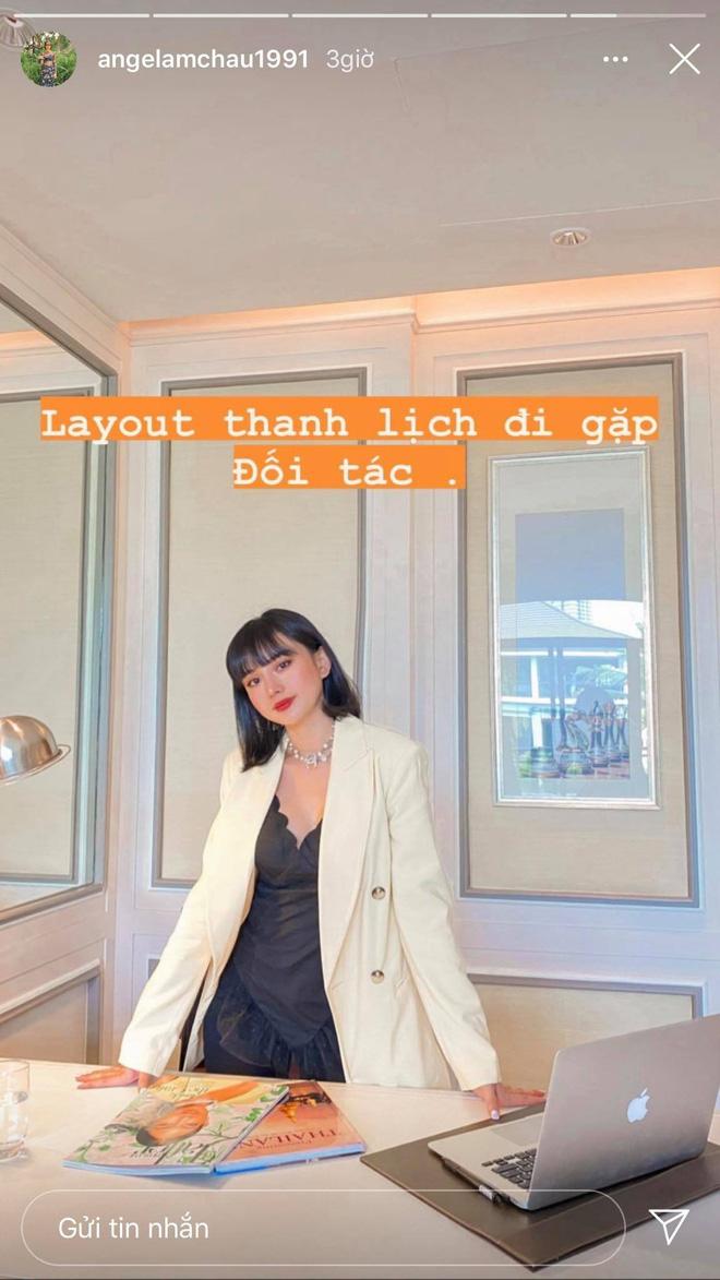 Gái đẹp Việt lấy đại gia Thái Lan tự bóc outfit lúc đi với mẹ chồng và khi là 'em bé' của anh - ảnh 5
