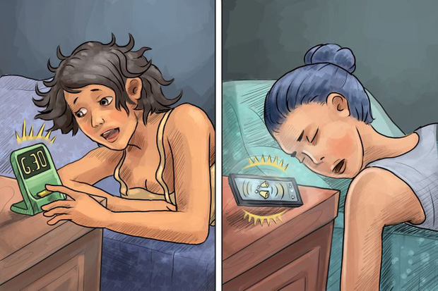 Loạt ảnh diễn tả 2 kiểu người thường gặp trong cuộc sống, xem xem biết đâu bạn cũng tìm thấy chính mình trong đó - Ảnh 10.