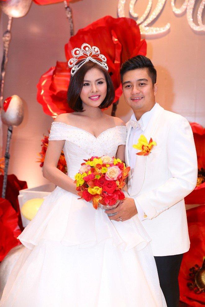Vân Trang: Từng quen vài người nhưng gặp chồng doanh nhân là muốn làm đám cưới ngay - Ảnh 4.
