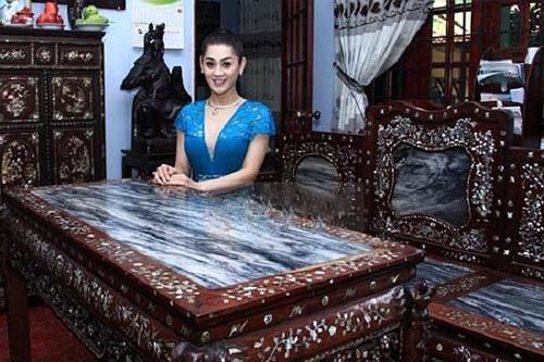 Gia thế và tài sản khủng của Lâm Khánh Chi, mua nhà 30 tỷ cũng nhẹ như lông hồng - Ảnh 5.