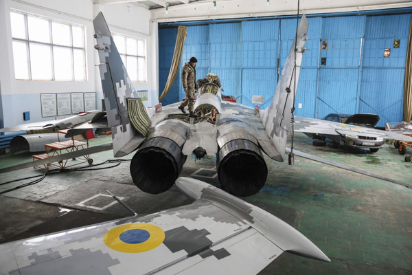 Tiêm kích Su-27 từng gây thảm họa kinh hoàng, nhưng vẫn là át chủ bài của Ukraine - Ảnh 6.