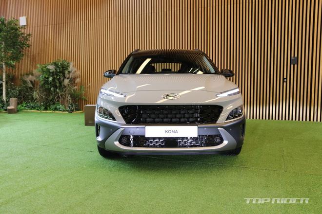 Chi tiết Hyundai Kona 2021 ngoài đời thực: Bóng bẩy hơn, đối thủ thực sự của hiện tượng Kia Seltos sẽ sớm về Việt Nam - Ảnh 2.