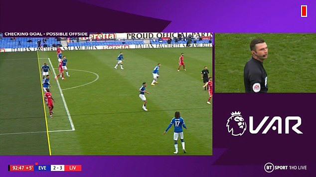 Liverpool gửi thư xem xét VAR lên BTC giải ngoại hạng Anh - Ảnh 2.