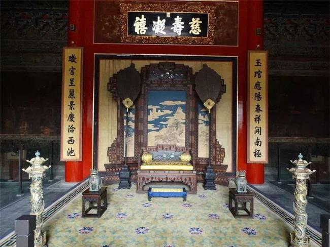 Hiếu Trang Hoàng thái hậu qua đời, vì sao không ai dám ở Từ Ninh Cung? - Ảnh 1.