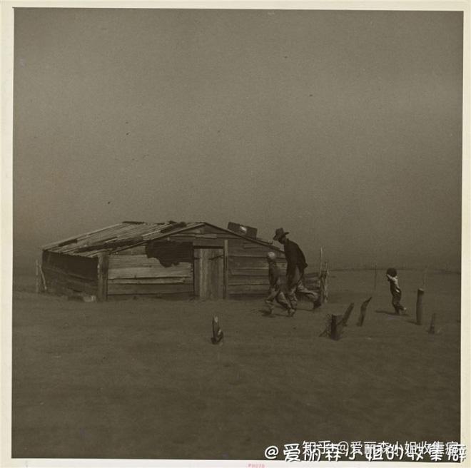 Sự kiện Dust Bowl: Cơn bão đen kéo dài 10 năm trên khắp Bắc Mỹ - Ảnh 6.