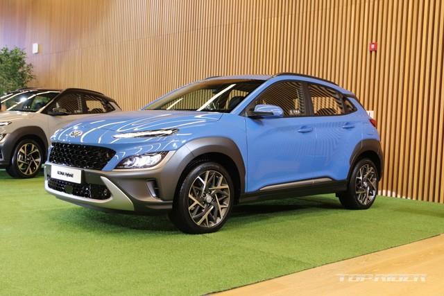 Chi tiết Hyundai Kona 2021 ngoài đời thực: Bóng bẩy hơn, đối thủ thực sự của hiện tượng Kia Seltos sẽ sớm về Việt Nam - Ảnh 7.