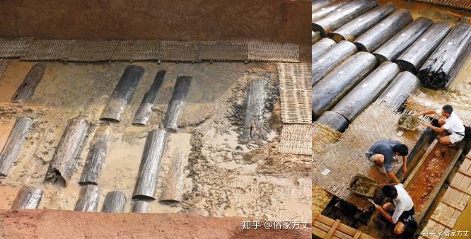 Phát hiện khảo cổ chấn động TQ: 46 thi thể phát quang trong lăng mộ 2.500 năm tuổi - Ảnh 5.