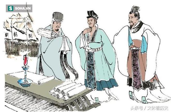 Là người một nhà, tại sao 3 anh em Gia Cát Lượng không hợp sức phò tá 1 chủ mà lại làm việc cho 3 nước đối đầu nhau? - Ảnh 4.