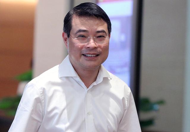 Tổng Thư ký Quốc hội: Chưa nhận được văn bản về việc phê chuẩn, bổ nhiệm Thống đốc NHNN Việt Nam  - Ảnh 1.