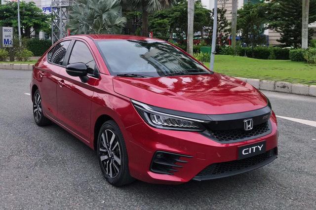 Honda City 2020 giá dự kiến hơn 600 triệu đồng, cao vượt Vios, Accent - Khó thành vua phân khúc - Ảnh 2.