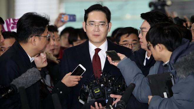 """Người thừa kế tập đoàn Samsung - """"Thái tử"""" Lee Jae-yong sẽ đến thăm Việt Nam trong tuần này - Ảnh 1."""