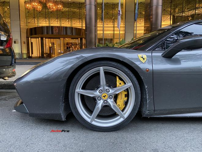 Ferrari 488 GTB được đồn đoán là của nữ doanh nhân chơi siêu xe khét tiếng một thời ra biển số mới - Ảnh 3.