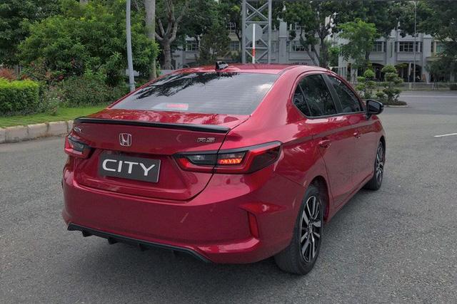 Honda City 2020 giá dự kiến hơn 600 triệu đồng, cao vượt Vios, Accent - Khó thành vua phân khúc - Ảnh 3.