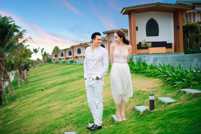 Việt Anh và Quỳnh Nga chính thức công khai những hình ảnh thân mật, tình tứ - Ảnh 6.