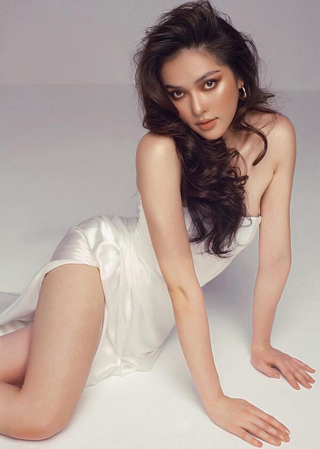 Nhan sắc dàn người đẹp gây tiếc nuối khi bị loại khỏi Hoa hậu Việt Nam 2020 - Ảnh 2.