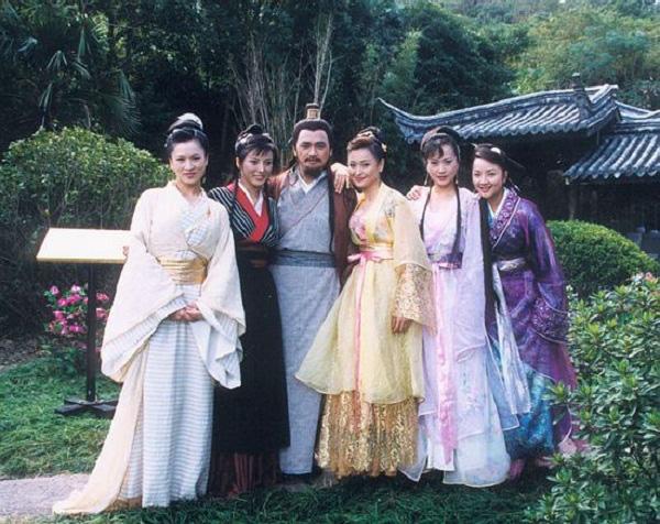 Những giai nhân xinh đẹp nhưng lại chết thảm vì tình trong thế giới Kim Dung - Ảnh 1.