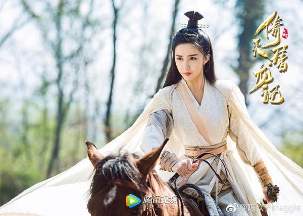 Những giai nhân xinh đẹp nhưng lại chết thảm vì tình trong thế giới Kim Dung - Ảnh 9.