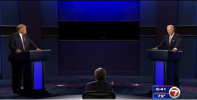 Bầu cử Mỹ: Quy định thẳng tay của Ủy ban tranh luận có làm hài lòng cả hai chiến dịch? - Ảnh 2.