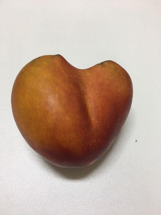 """Những lần dân mạng kinh ngạc trước vẻ ngoài độc lạ của các loại trái cây, quả là bàn tay """"mẹ thiên nhiên"""" tạo ra có khác! - Ảnh 4."""