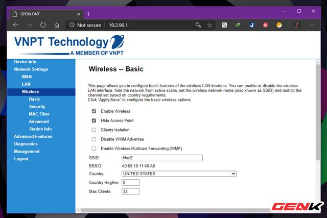 Cách ẩn luôn tên Wi-Fi để khỏi có ai dùng chùa mạng Internet của bạn - Ảnh 4.