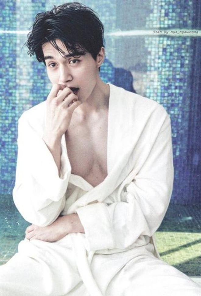 Lee Dong Wook - Anh chú đắt giá của Kbiz: Đời tư sạch bóng kin kít, mê hoạt hình Disney như điếu đổ và tự nhận chả hề lãng mạn - Ảnh 59.