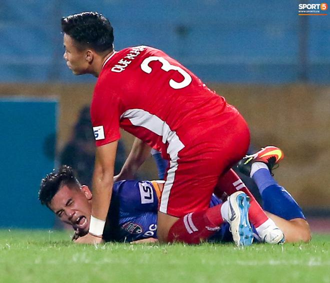 Quế Ngọc Hải bị trợ lý HLV tuyển Việt Nam dọa đánh vì chơi xấu đàn em - Ảnh 7.
