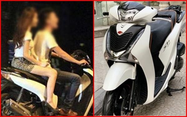 Chứng kiến bạn gái trở mặt quá nhanh, thanh niên thốt lên: Sống 24 năm mới biết công dụng của xe SH - Ảnh 1.