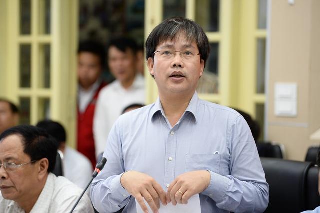 Giám đốc TT DBKTTVQG: Vùng ảnh hưởng của bão số 8 rất rộng, sẽ gây mưa lớn ở các tỉnh miền Trung - Ảnh 1.