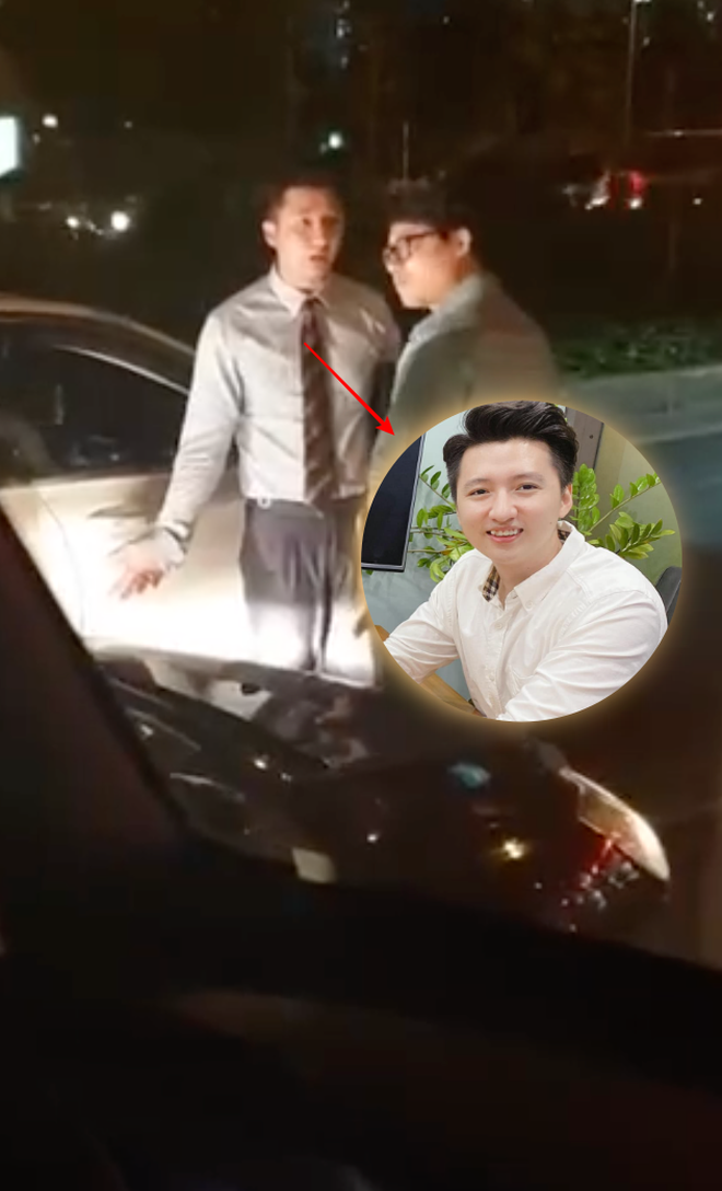 Trọng Hưng đích thân tiết lộ danh tính cô gái lạ ngồi cùng xe trong clip bị quay lén đang hot - Ảnh 1.