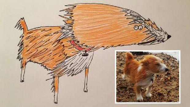 Vẽ chó mèo xấu như ma cấu nhưng vẫn bán được 150 triệu đồng, họa sĩ bèn đem đi từ thiện cho đỡ mang tiếng - Ảnh 3.