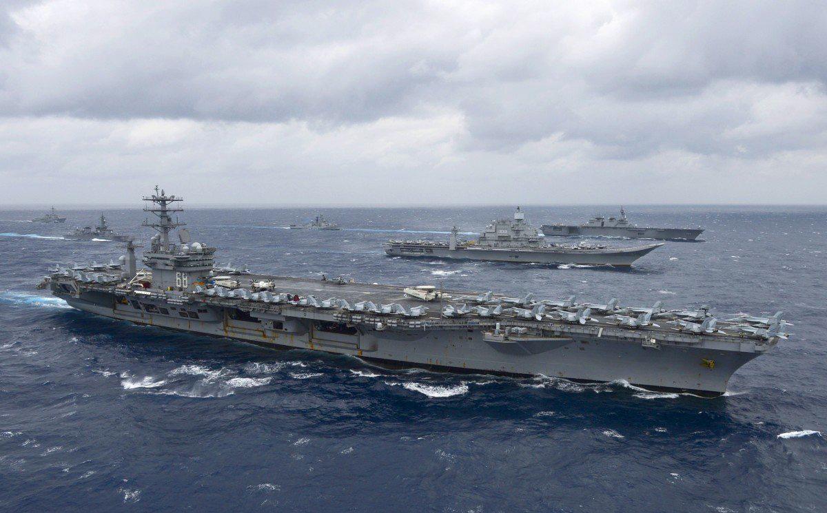 """Cơn ác mộng """"NATO Thái Bình Dương"""" của TQ đang dần thành hình: Mỹ không phải chất xúc tác duy nhất?"""