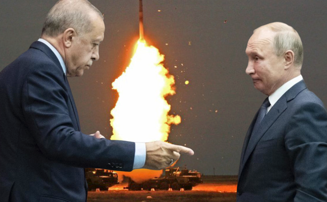 Khước từ sự hỗ trợ từ Nga, cuộc thử nghiệm tên lửa S-400 của Thổ Nhĩ Kỳ thất bại ê chề?