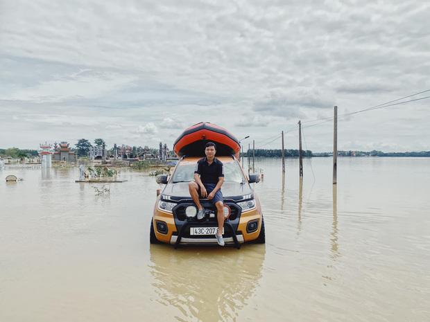 Profile của CEO 9X - cha đẻ Biệt đội cano 0 đồng đang ngày đêm ứng cứu đồng bào miền Trung bị lũ lụt - Ảnh 16.