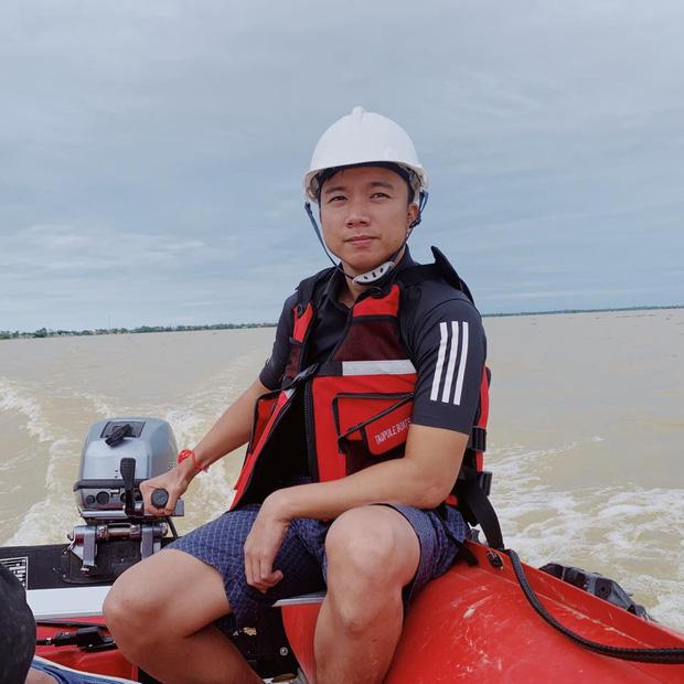 Profile của CEO 9X - cha đẻ Biệt đội cano 0 đồng đang ngày đêm ứng cứu đồng bào miền Trung bị lũ lụt - Ảnh 5.