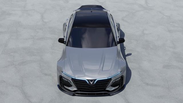Designer Việt thiết kế VinFast Lux A2.0 như siêu xe: Mercedes có AMG, BMW có M, còn VinFast có thể cần thứ này đây - Ảnh 6.