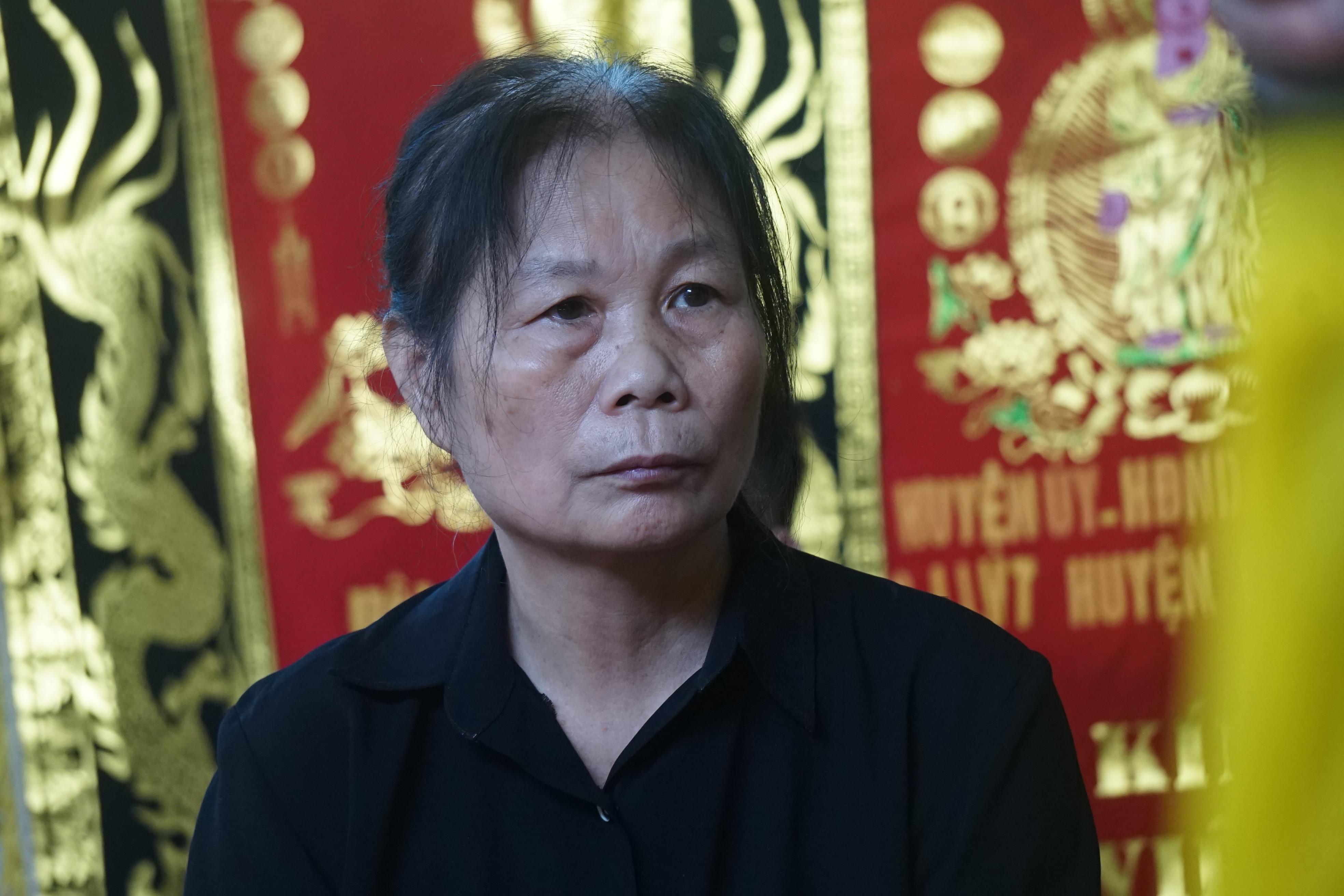 Nước mắt tiễn biệt liệt sỹ Đoàn 337 bị vùi lấp ở Quảng Trị: Nào ngờ con đi không về nữa - Ảnh 13.