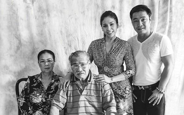 Diễn viên Lý Hùng: Ba tôi là võ sư nhưng không bao giờ đánh con cái - ảnh 2