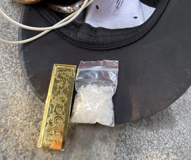 """Con nghiện mang ma túy định """"thông chốt 141 - Ảnh 2."""