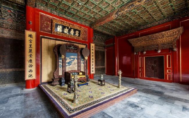 Vì sao thời hoàng đế Khang Hi, Từ Ninh Cung bị bỏ không? - Ảnh 2.