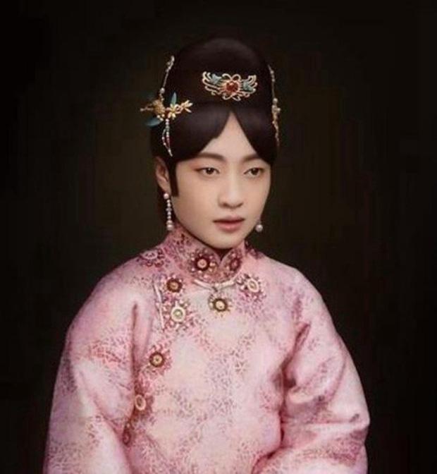 Hoàng hậu cuối cùng trong lịch sử phong kiến Trung Quốc: Xuất thân danh giá, tài sắc vẹn toàn nhưng phải sống một đời cô quạnh - Ảnh 4.