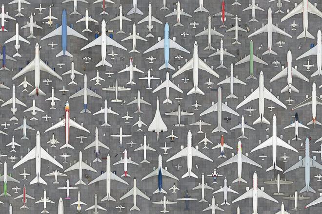 Một loạt tác phẩm Việt gây ấn tượng tại cuộc thi Nhiếp ảnh từ trên không 2020 - Ảnh 5.