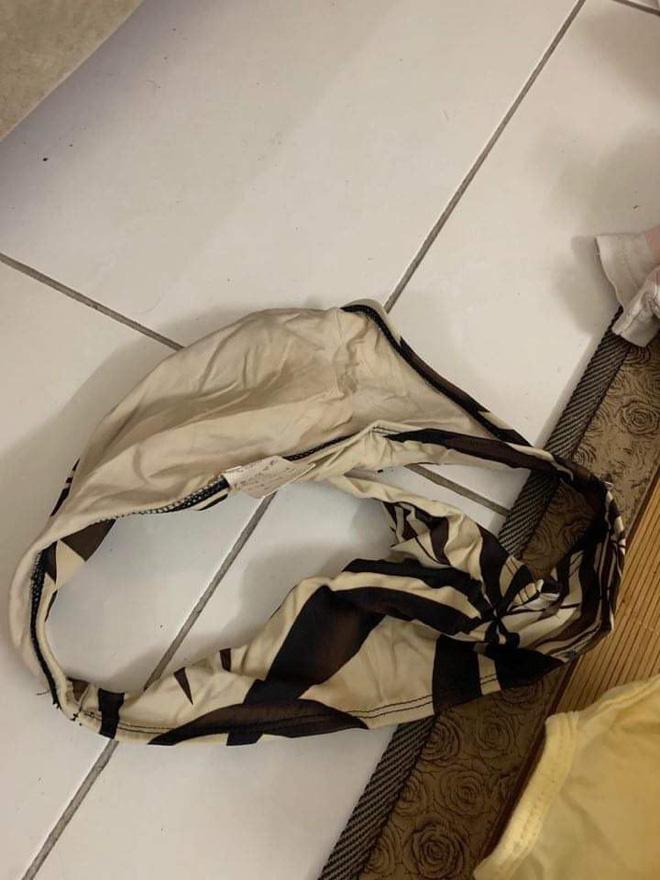 Ngán ngẩm cảnh quần áo rách, váy 2 dây, đồ lót đã qua sử dụng… được đem đi từ thiện, ủng hộ người dân miền Trung - Ảnh 10.