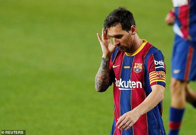 Sốt sắng giữ Messi, sếp lớn của La Liga hù dọa siêu sao xứ Tango - Ảnh 1.