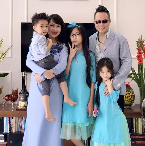 Đời tư giấu kỹ nên ít ai biết Jimmii Nguyễn có con gái xinh đẹp đến thế này! - Ảnh 1.