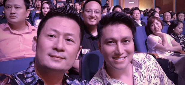 Chung khung hình với Bằng Kiều ở sự kiện, Việt Anh khiến netizen hốt hoảng vì mũi lệch bất thường hậu dao kéo - Ảnh 1.