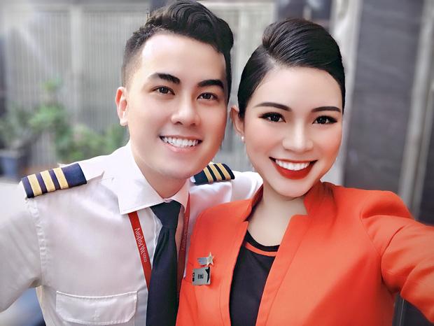 Tiếp viên hàng không kể chuyện yêu anh cơ phó nhờ Facebook, hé lộ mức lương xứng đáng với công việc trong mơ - Ảnh 11.