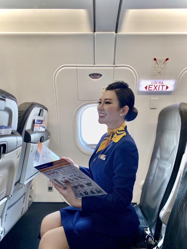 Tiếp viên hàng không kể chuyện yêu anh cơ phó nhờ Facebook, hé lộ mức lương xứng đáng với công việc trong mơ - Ảnh 6.